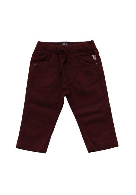 Pantalone Il Gufo IL GUFO | Pantalone | ILG280BORDEAUX