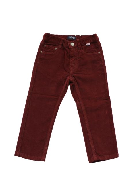 Pantalone Il Gufo IL GUFO | Pantalone | ILG506BORDEAUX