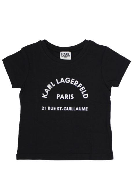T-shirt Karl Lagerfeld KARL LAGERFELD | T-shirt | Z15259NERO