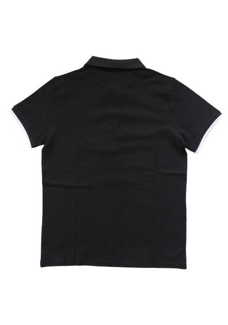 Polo Karl Lagerfeld KARL LAGERFELD | T-shirt | Z25255NERO