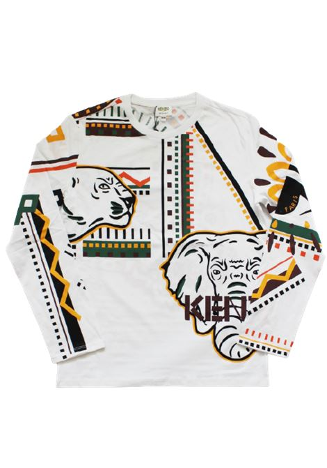 KENZO | T-shirt | KR10588BIANCO
