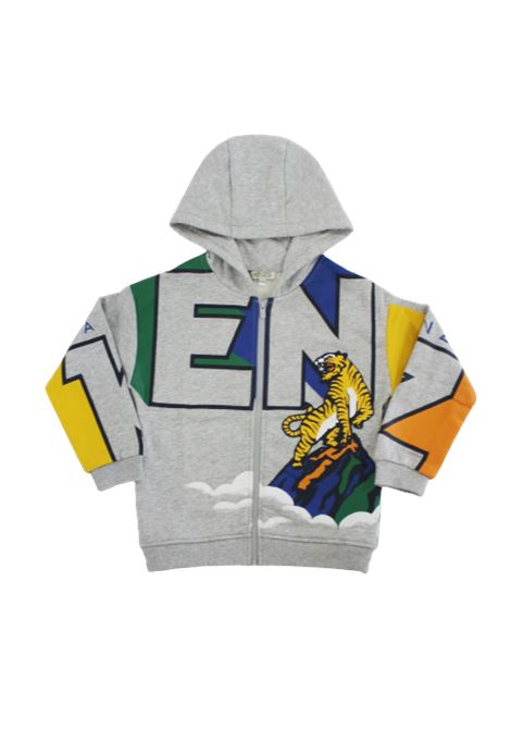 KENZO | sweatshirt | KR15188GRIGIO