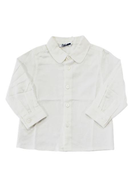 LITTLE BEAR | shirt | 1242BIANCO
