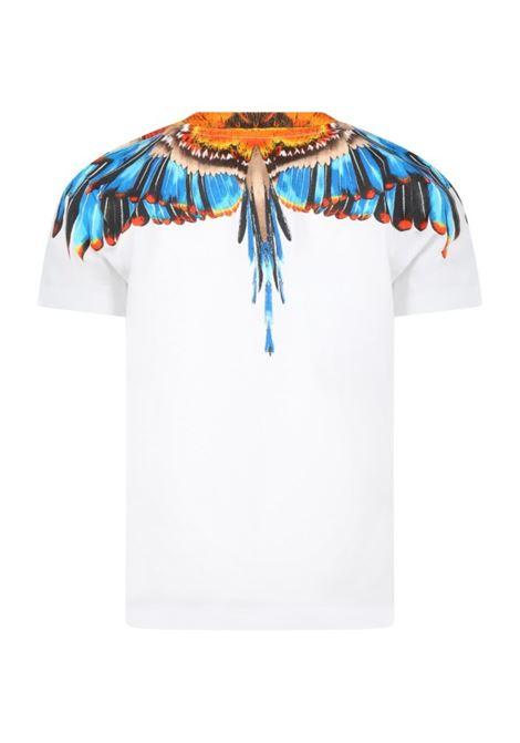 MARCELO BURLON   T-shirt   JER0090140BIANCO