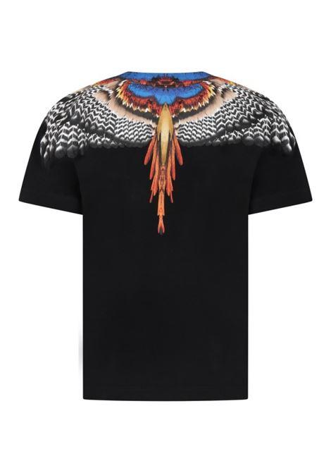 MARCELO BURLON   T-shirt   JER101020NERO
