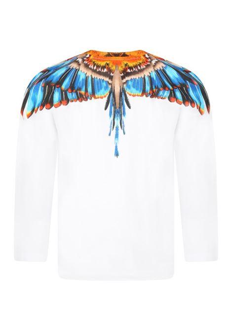 MARCELO BURLON   T-shirt   JER0060140BIANCO