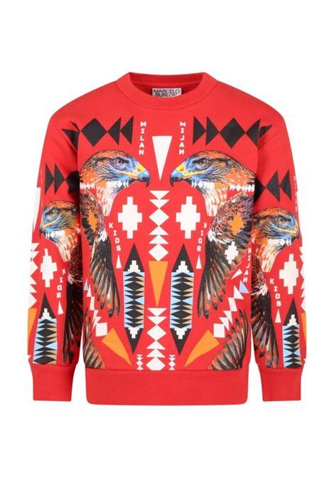 MARCELO BURLON   sweatshirt   FLE0072584ROSSO