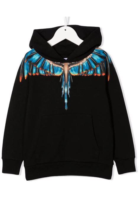 MARCELO BURLON   sweatshirt   FLE0031040NERO