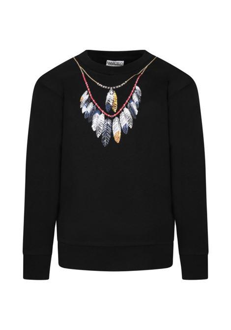 MARCELO BURLON   sweatshirt   FLE0021045NERO