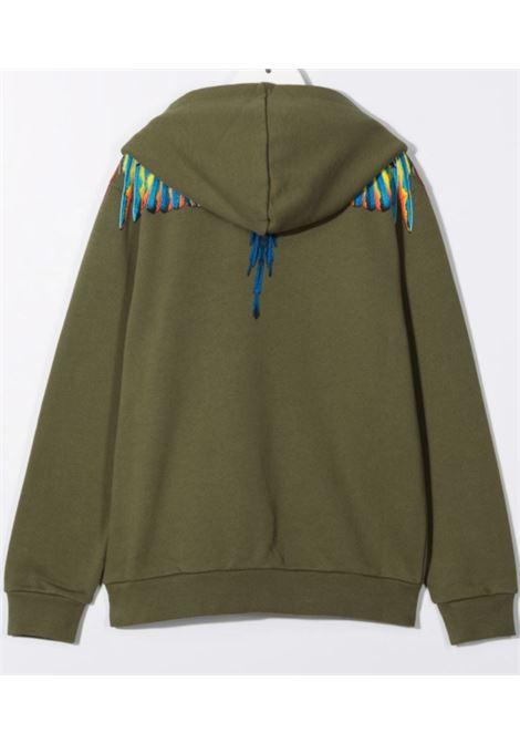 MARCELO BURLON   sweatshirt   FLE0045641VERDE