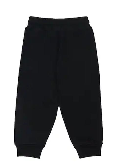MARCELO BURLON   trousers   FLE0041001NERO