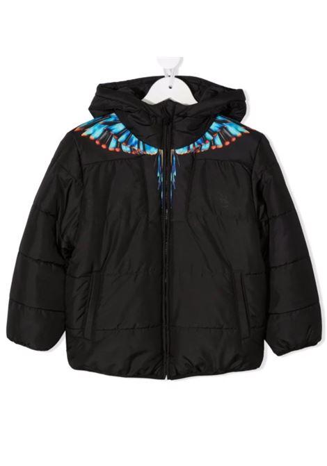 MARCELO BURLON   jacket   FAB0011040NERO