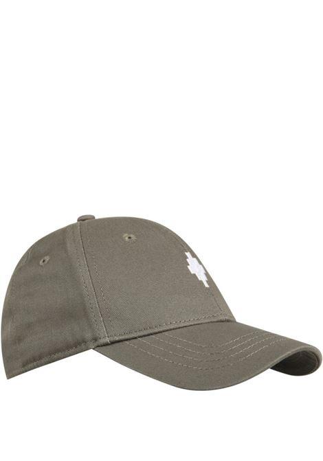MARCELO BURLON   hat   FAB0015601VERDE