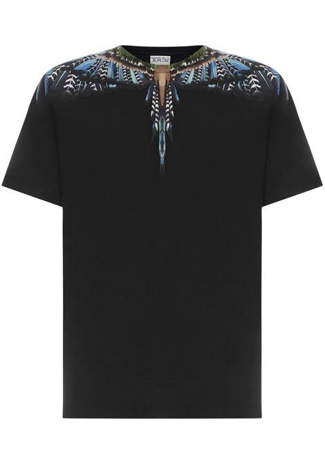 MARCELO BURLON | T-shirt | CMAA018F21JER0031040NERO