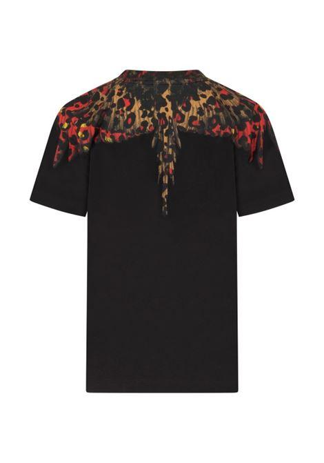 MARCELO BURLON | t-shirt short sleeve | MAR119NERO