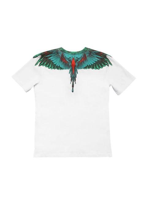 MARCELO BURLON | t-shirt short sleeve | MAR122BIANCO