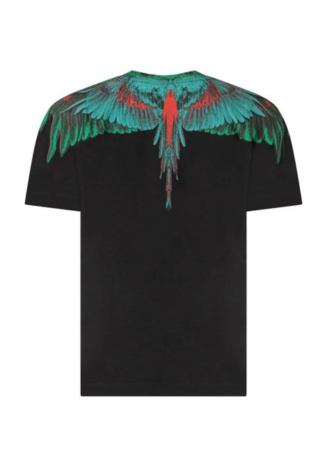 MARCELO BURLON | t-shirt short sleeve | MAR122NERO