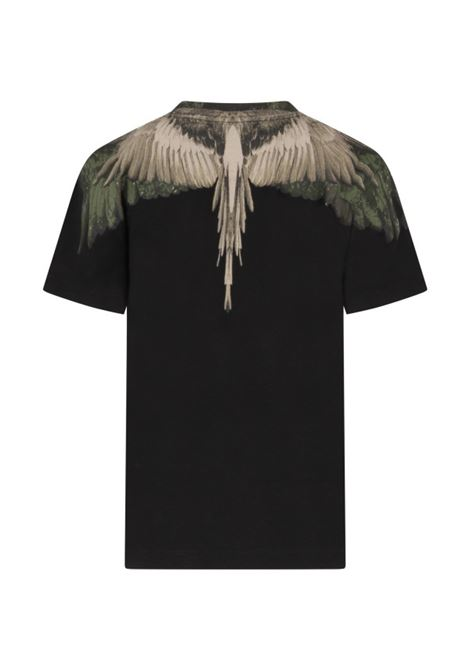 MARCELO BURLON | t-shirt short sleeve | MAR123NERO