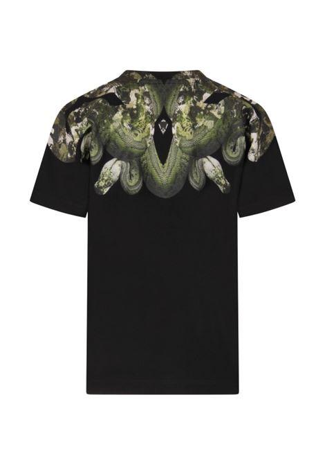 MARCELO BURLON | t-shirt short sleeve | MAR124NERO