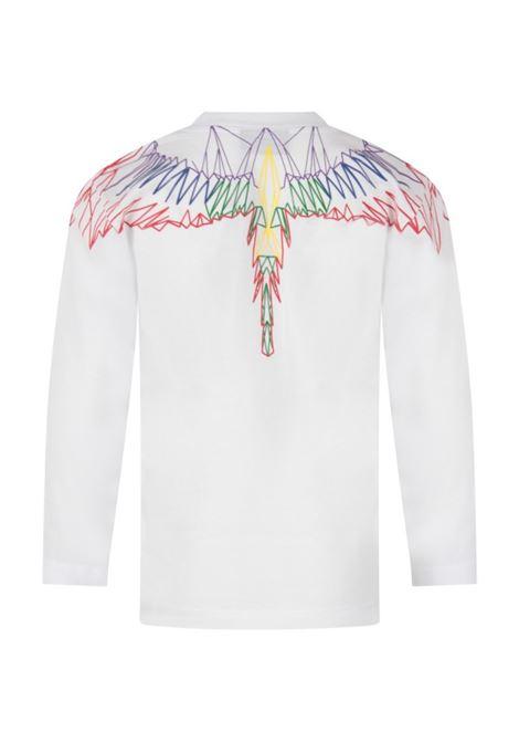 MARCELO BURLON | t-shirt long sleeve | MAR126BIANCO