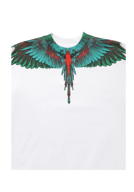 MARCELO BURLON | sweatshirt | MAR128BIANCO