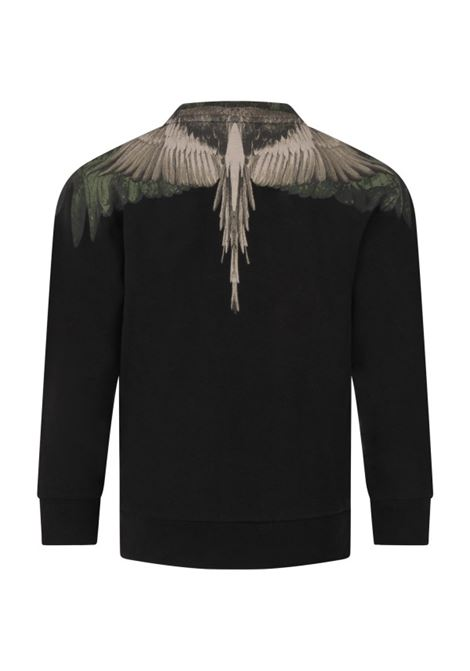 MARCELO BURLON | sweatshirt | MAR130NERO
