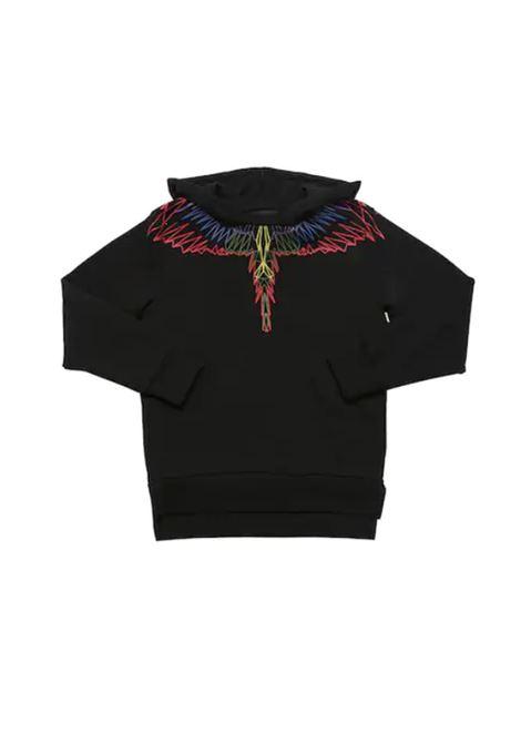 MARCELO BURLON | sweatshirt | MAR133NERO