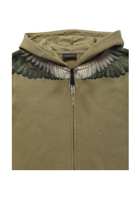 MARCELO BURLON | sweatshirt | MAR137VERDE