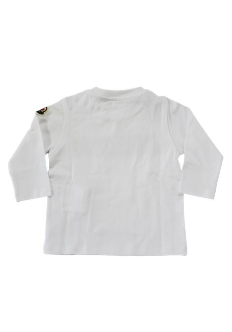 MONCLER | T-shirt | F29518D70320BIANCO