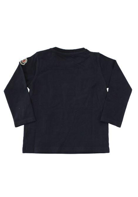 T-shirt Moncler MONCLER | T-shirt | F29518D70320BLU