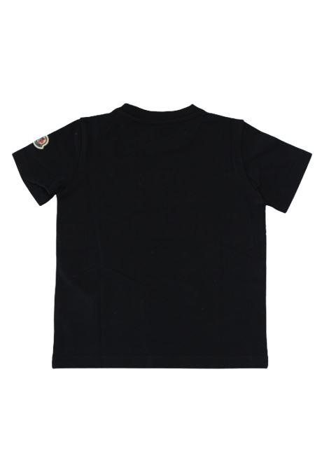 T-shirt Moncler MONCLER | T-shirt | F29548C72820NERO