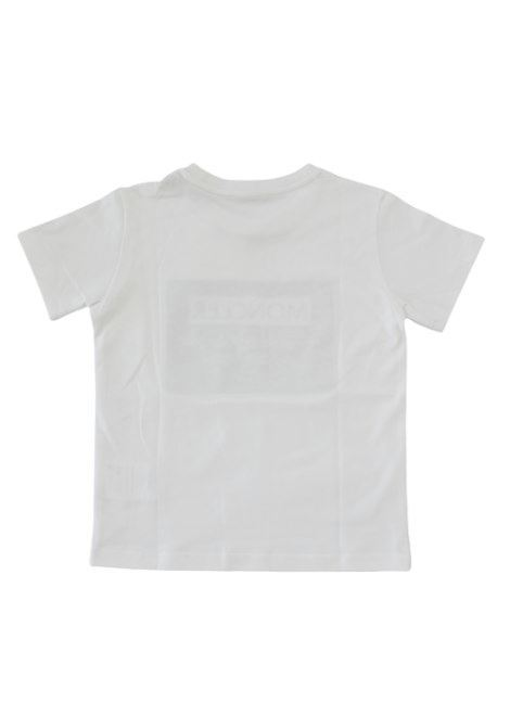T-shirt Moncler MONCLER | T-shirt | F29548C73120BIANCO