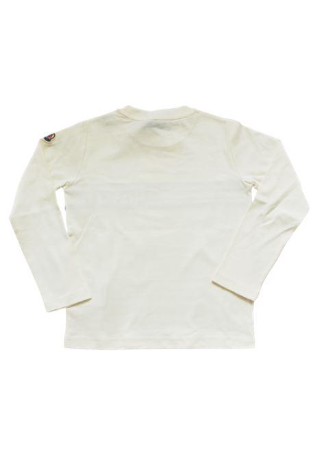 T-shirt Moncler MONCLER | T-shirt | F29548D70420PANNA