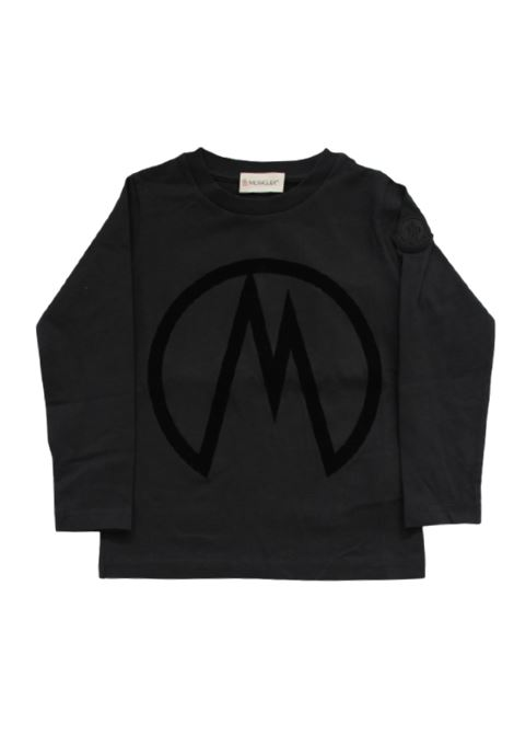 T-shirt Moncler MONCLER | T-shirt | F29548D70620NERO