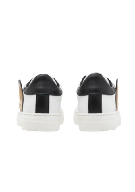 MOSCHINO | Sneakers | 68849BIANCO-NERO