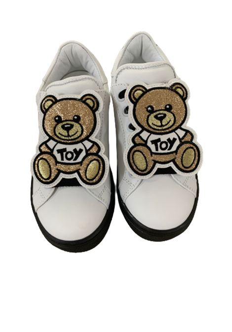 MOSCHINO | Sneakers | 68856BIANCO