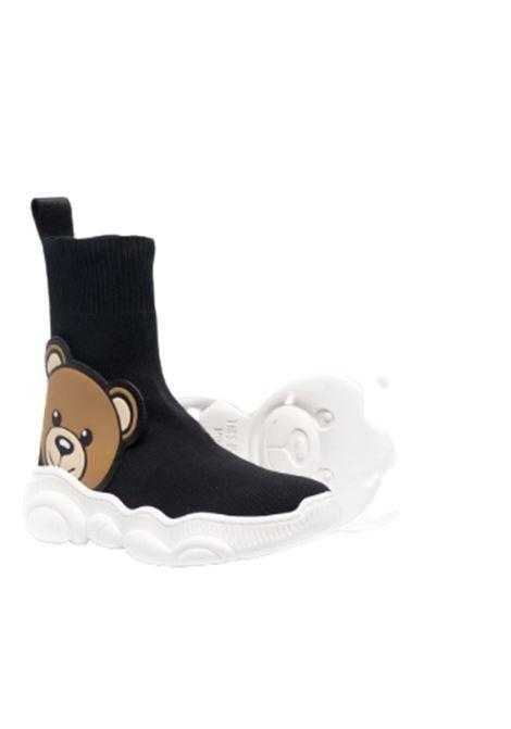 MOSCHINO | Sneakers | 68907NERO