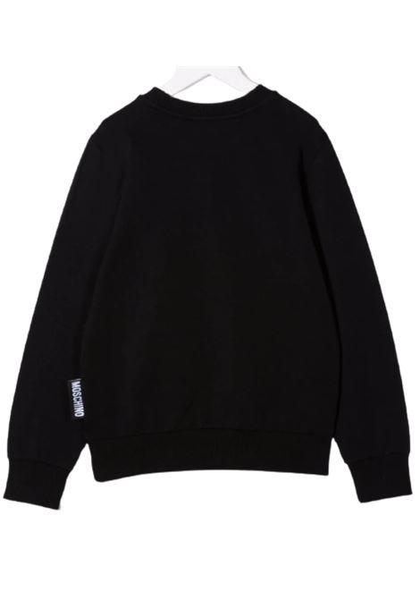 MOSCHINO | sweatshirt | H6F039NERO