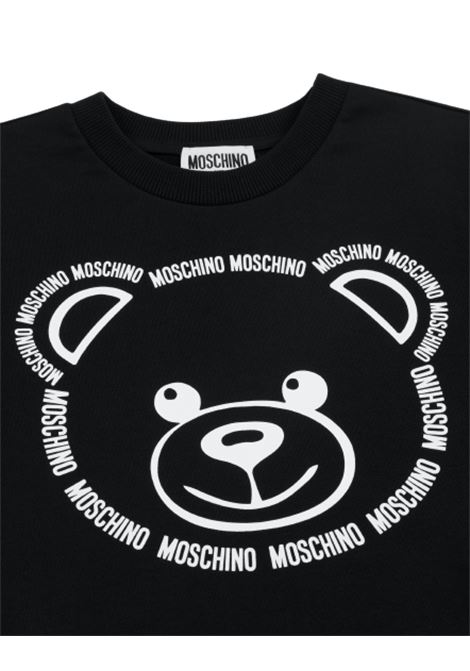 MOSCHINO | sweatshirt | H7F039NERO