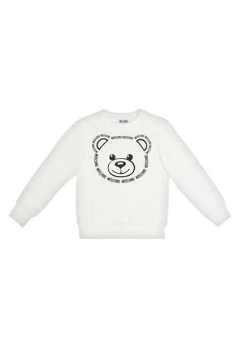 MOSCHINO | sweatshirt | H7F039PANNA