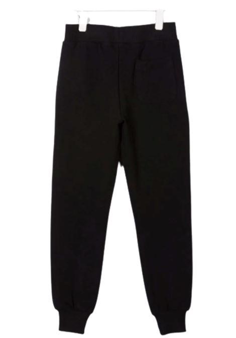 MOSCHINO | trousers | HUP04PNERO