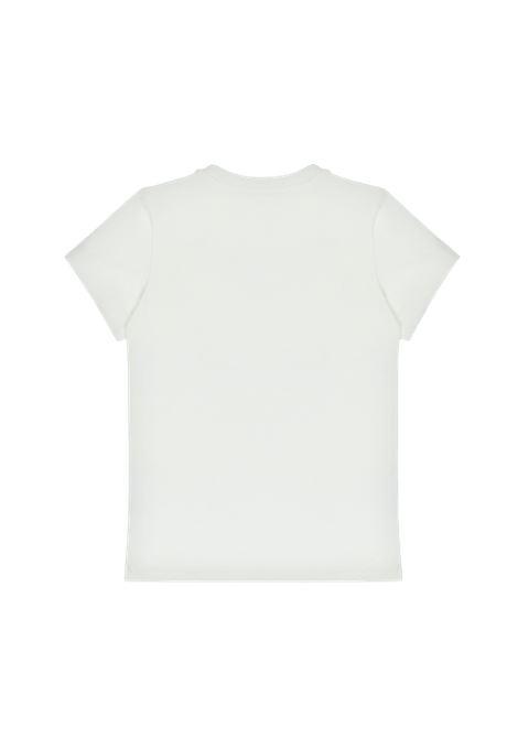 MOSCHINO | T-shirt | HYM02SBIANCO