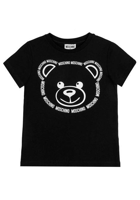 MOSCHINO | T-shirt | HYM02SNERO