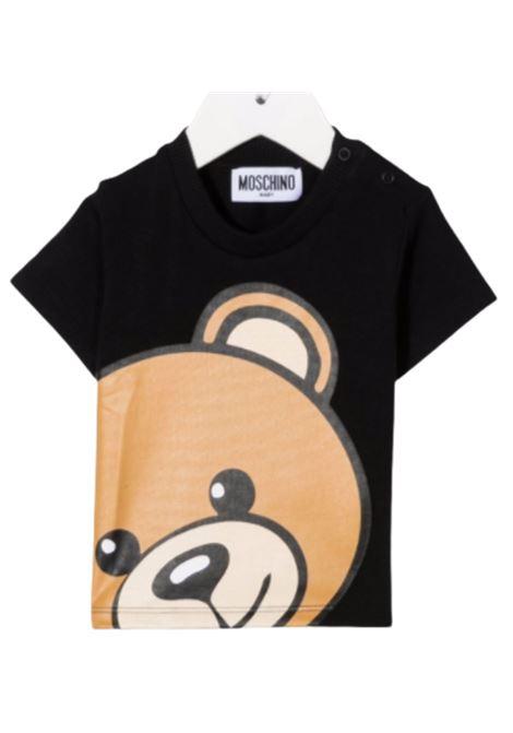 MOSCHINO | T-shirt | M9M02ANERO