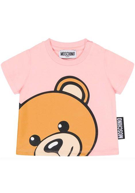 MOSCHINO | T-shirt | M9M02AROSA