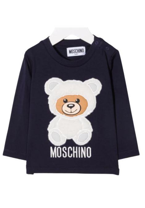 MOSCHINO | T-shirt | MMO005BLU