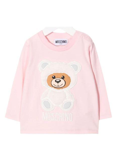 MOSCHINO | T-shirt | MMO005ROSA