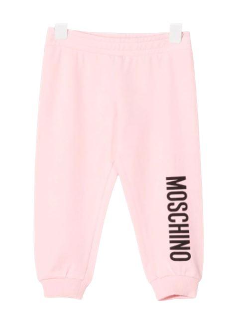 MOSCHINO | trousers | MNP035ROSA