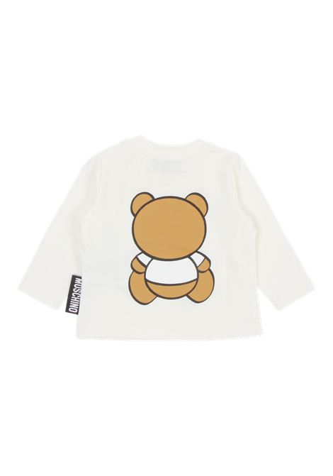 MOSCHINO | T-shirt | MOO005BIANCO