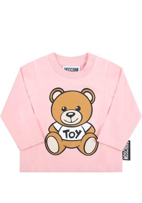 MOSCHINO | T-shirt | MOO005ROSA